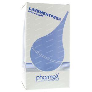 Pharmex Pear + Canula XL 483ml 1 pezzo