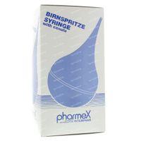 Pharmex Birne + Kanüle XL 483ml 1 st