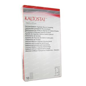 Kaltostat Sterile 10 x 20Cm 10 pieces