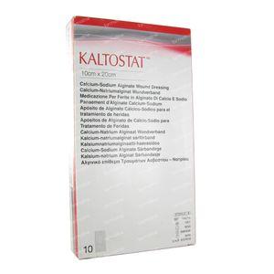 Kaltostat Sterile 10 x 20Cm 10 St
