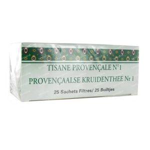 Alphamega Tisane Provençale N1 25 sachets