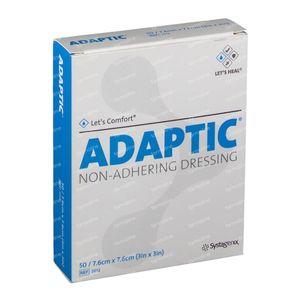 Adaptic 7,6x7,6cm 2012de 50 stuks