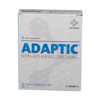 Adaptic 7,6x7,6cm 2012de 50 st