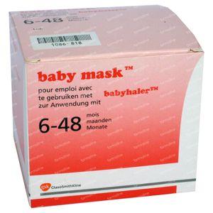 Babyhaler Baby Mask 1 St