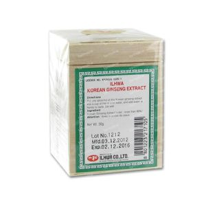 Ginseng Il Hwa Extrait Pur 30 g