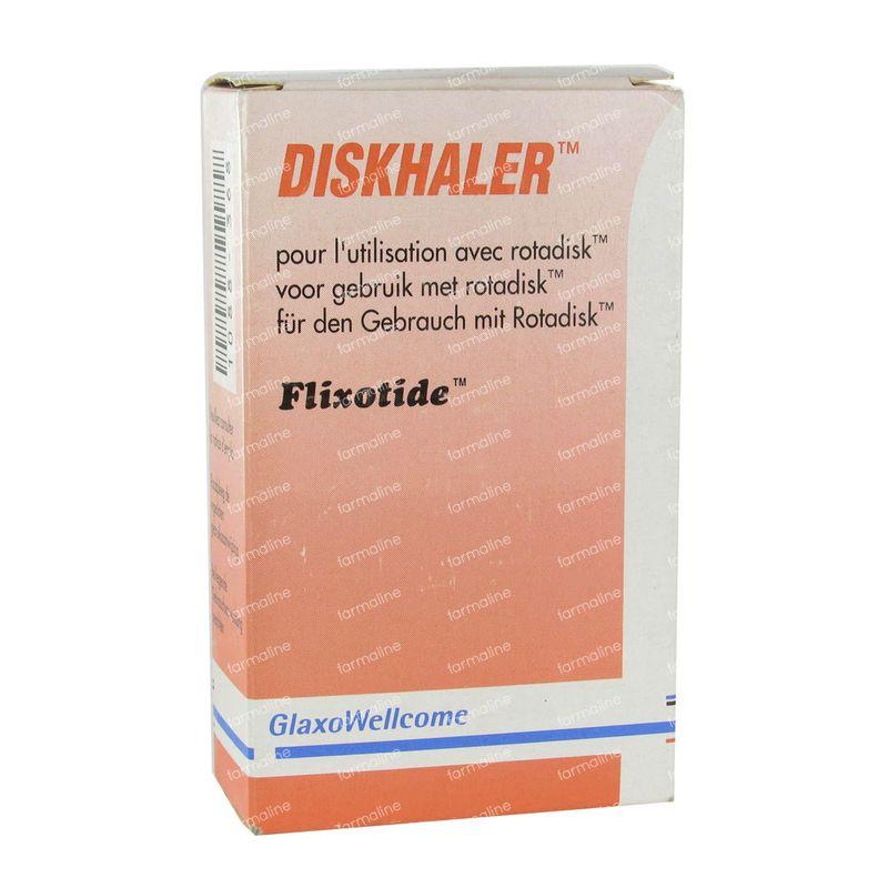 Flixotide Diskhaler 1 pièce commander ici en ligne