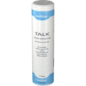 Qualiphar Talkpoeder 150 g