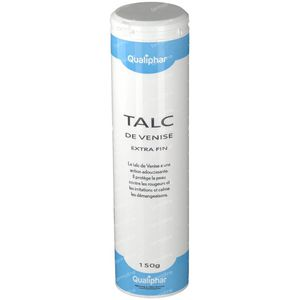 Qualiphar Talkpoeder 150 g