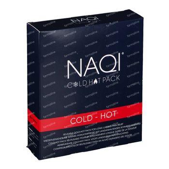 Naqi Cold-Hot Pack 13cm x 27cm 1 pièce