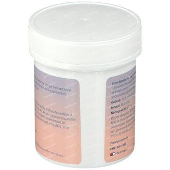 Deba L-Glutathion Gereduceerde Capsules  150mg 60 capsules