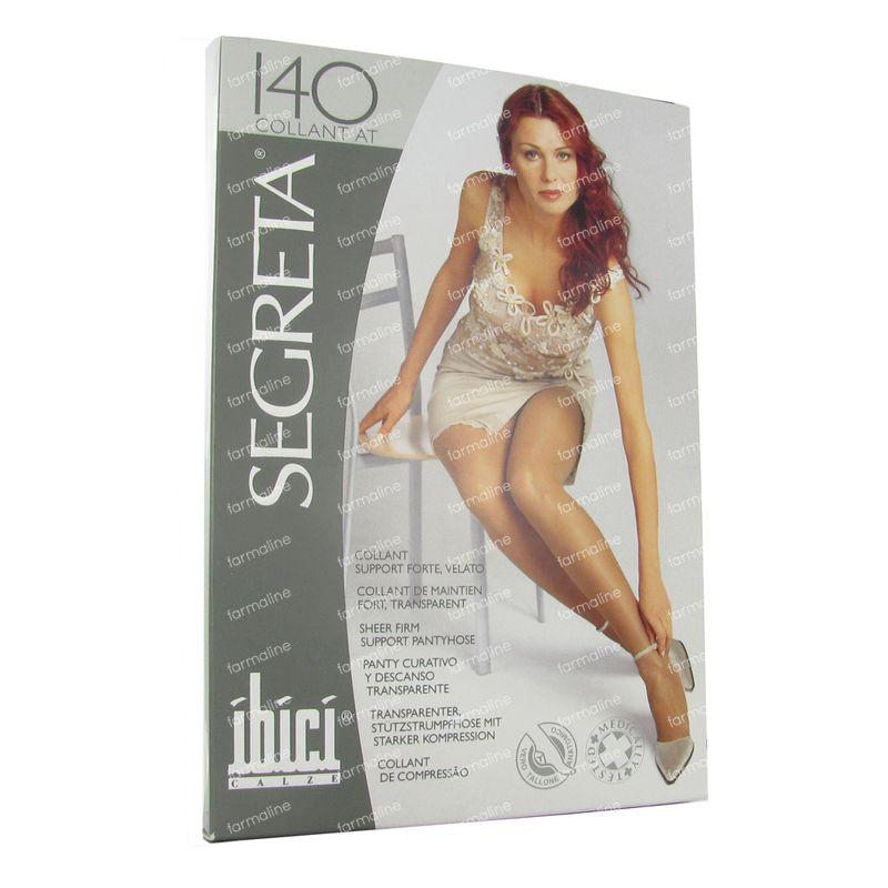 prezzo migliore prese di fabbrica meticolosi processi di tintura Ibici Segreta Collants p140 kl21 m4