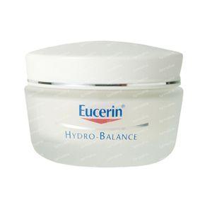 Eucerin Hydro-Balance Rijke Hydraterende Crème 50 ml