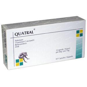 Quatral 60 capsules