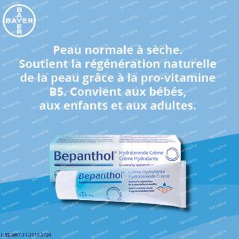 Bepanthol Crème Hydratante 50 ml crème