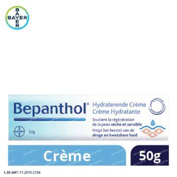Bepanthol Hydraterende Crème 50 ml crème