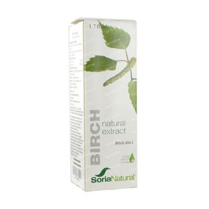 Soria Natural Betula Alba Extrait 50 ml