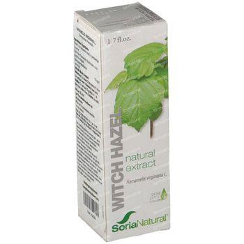 Hamamelis virginiana extract glyc 50 ml