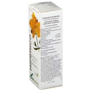 Soria Natural Hypericum Perforatum Tinct 50 ml