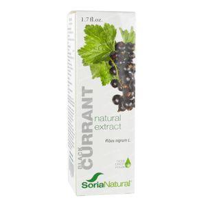 Soria Natural  Ribes Nigrum Extr. Glyc. 50 ml