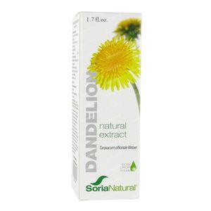 Soria Natural Taraxacum Officinalis Natural Extract 50 ml