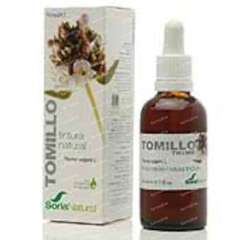 Thymus vulgaris extract tinctuur 50 ml