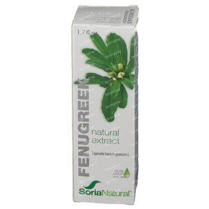Soria Natural Trigonella Foenum Graecus Extr.Glyc 50 ml
