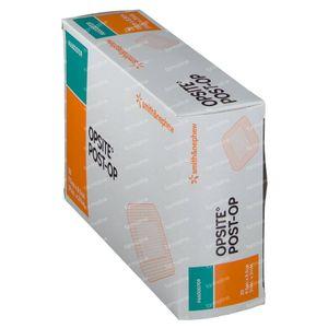 Opsite Post-Op 9.5 x 8.5cm 66000709 20 pièces