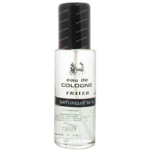 Edc Naturelle 90% Fraver Vapo 125 ml