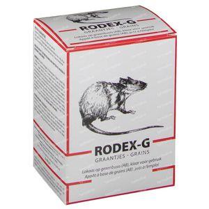 Rodex-G Grains Rats-Mouse 3x50 g