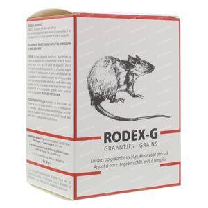 Rodex-G Korrels Ratten-Muizen 150 g