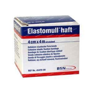 Elastomull Haft Benda Elastica Coesiva 4cmx4m 1 pezzo