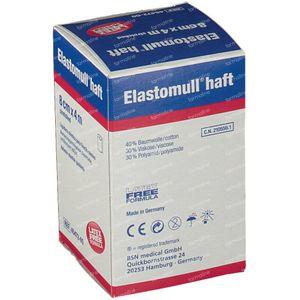 Elastomull Haft Fixatiewindel Elastique Cello 8cm x 4m 1 stuk