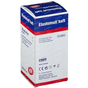 Elastomull Haft Bande Fix. Elast. Cello 10 cm x 4 m 1 pièce