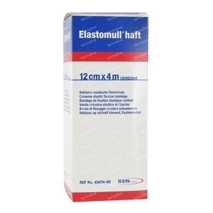Elastomull Haft Fixation Bandage Elastic Cello 12cm x 4m 1 pieza