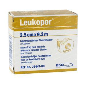 Leukopor Derouleur 9,14mx2,50cm 1 pièce