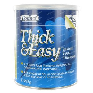 Thick & Easy Instant Thickened Middle 225 g