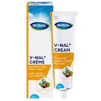 Bional V-nal Crème - Circulation - des Jambes Belles, Lisses et Saines - pour les Varices - Crème aux Extraits de Plantes 75 ml