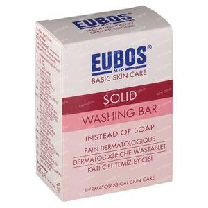 EUBOS Pain Dermatologique (Rouge) 125 g