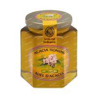 Melapi honig Acacia flüssig 500g 500 g