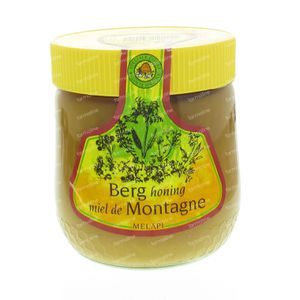 Melapi Honey Berg Soft 500 g