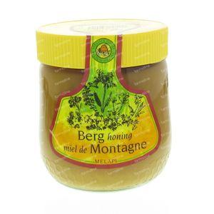 Melapi Honing Berg Zacht 500 g