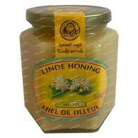 Melapi Honing Linde Zacht 500 g