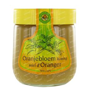 Melapi Honey Orange Blossom Soft 500 g