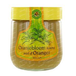 Melapi Honing Oranjebloesem Zacht 500 g