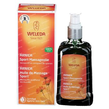 Weleda Huile Massage à l'Arnica 100 ml