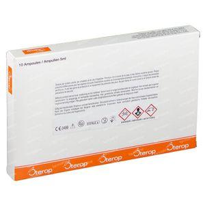 Sterop Phenol 8% 400 Mg 5 Ml 10 ampoules