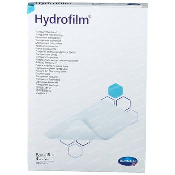 Hartmann Hydrofilm 10 x 15cm 685759 10 st