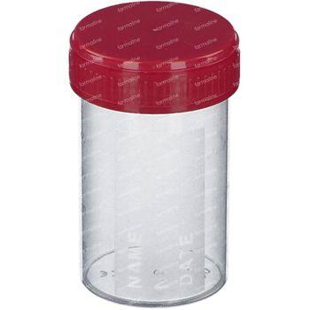 AT-Medicals Échantillon d'Urine + Couvercle 60 ml