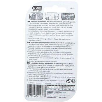 GUM Trav-Ler 1,1mm 4 pièces