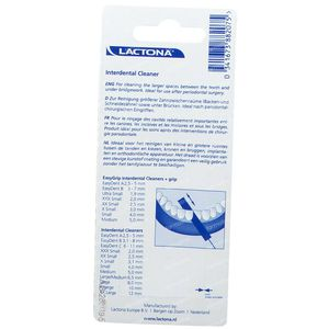 Lactona Interdent: Cleaner 6.5mm 5 pièces